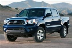 Tacoma Double Cab - Tow Equipped